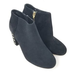 961656179190 kate spade Shoes - Kate Spade Cirra Suede Studded Ankle Booties Boots